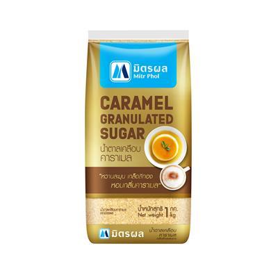 น้ำตาลทรายแร่ธรรมชาติ 1กก. มิตรผล Gold