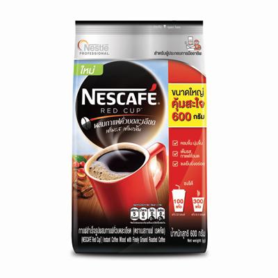 กาแฟ ชนิดถุง 600 กรัม เนสกาแฟ Red Cup