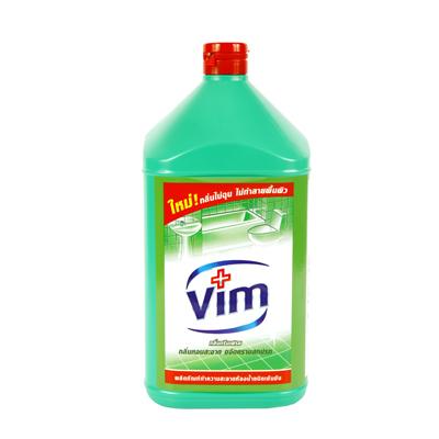 น้ำยาทำความสะอาดห้องน้ำ วิมลิควิด 3500ซีซี วิม 20201936