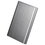 Sony HD-E1 External Hard Drive 1TB สีเงิน