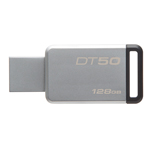 แฟลชไดร์ฟ Kingston Data Traveler 50 128GB (DT50)
